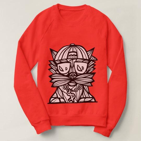 """Dope Evolution"" Women's Raglan Sweatshirt"