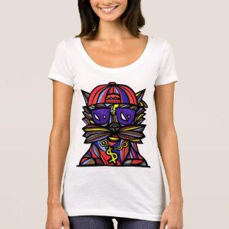 """""""Dope Evolution"""" Women's Scoop Neck T-Shirt"""