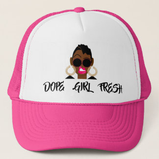 Dope Girl Fresh Hat