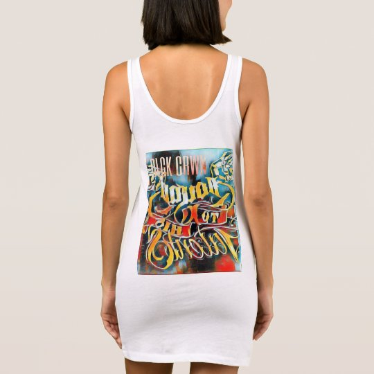 Dope T Sleeveless Dress