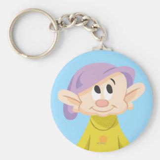 Dopey 5 keychain