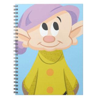 Dopey 5 notebook