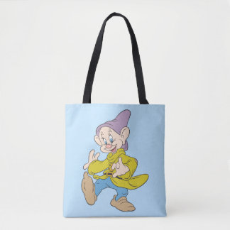 Dopey Dancing Tote Bag