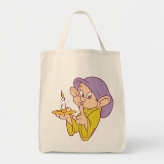 Dopey Holding a Candle