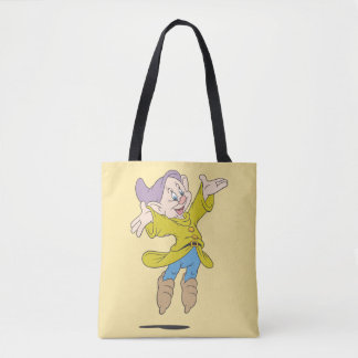 Dopey Jumping Tote Bag