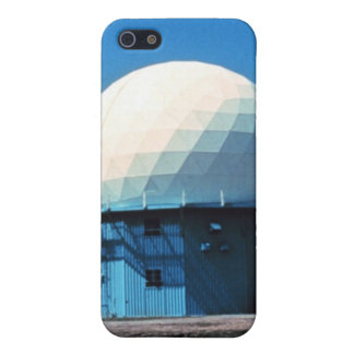 Doppler Weather Radar Station - Norman iPhone 5/5S Covers