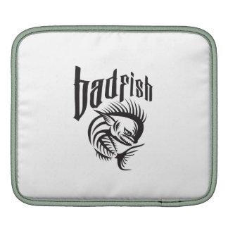 Dorado Dolphin Fish Angry Skeleton Badfish Retro iPad Sleeves