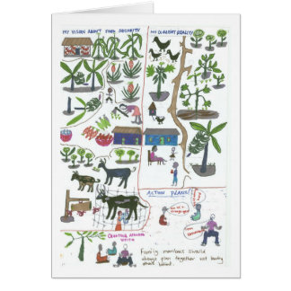 Doreen's Farm Plan Card