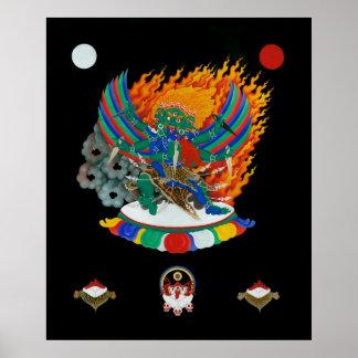 Dorje Phurba [poster] Poster