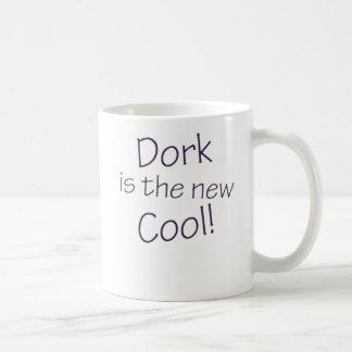 Dork is the New Cool Coffee Mug