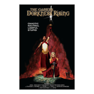 Dorkness Rising Poster