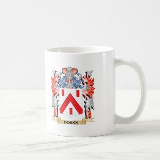 Dorks Coat of Arms - Family Crest Coffee Mug