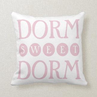 Dorm Sweet Dorm Pillow