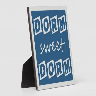"""""""Dorm Sweet Dorm"""" plaque"""
