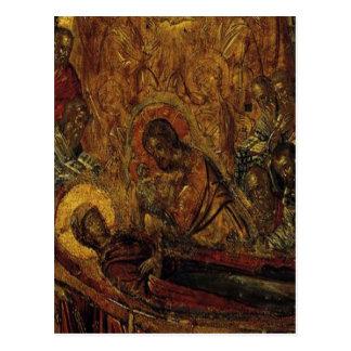 'Dormition of the Virgin' Postcard