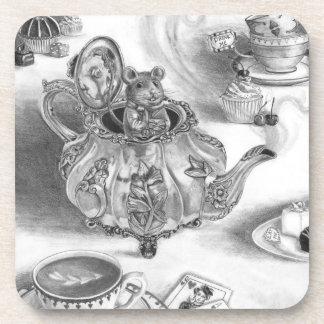 Dormouse Coaster Alice in Wonderland Coaster