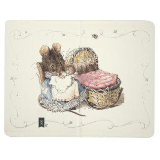 Dormouse Mother and Child Journals