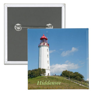 Dornbusch lighthouse 2 inch square button