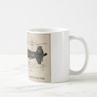 Dornier-Do3 fighter Coffee Mug