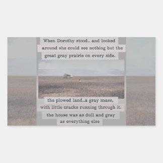 Dororthy's Kansas Original with Words