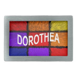 DOROTHEA BELT BUCKLE