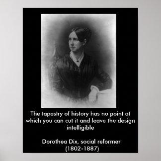 Dorothea Dix Poster