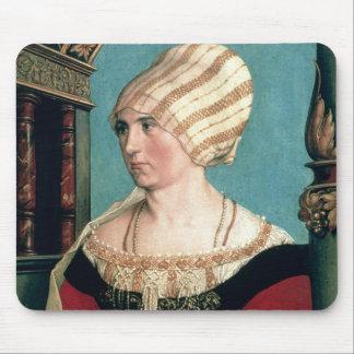 Dorothea Kannengiesser, 1516 (tempera on limewood) Mouse Pad