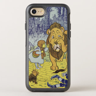 Dorothy and the Cowardly Lion OtterBox Symmetry iPhone 8/7 Case