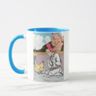 Dorothy Frees the Yellow Hen Mug