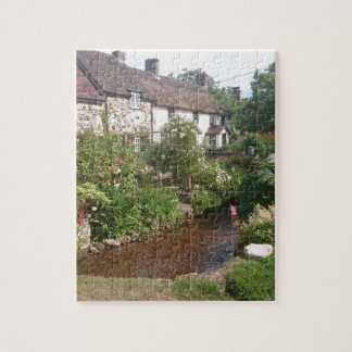 Dorset Cottage, England Puzzle