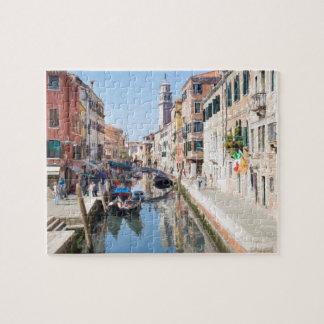 Dorsodoro, Venezia Jigsaw Puzzle