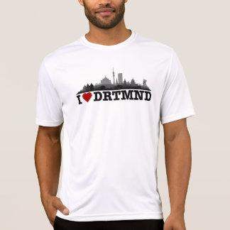 Dortmund town center of skyline - T-shirts &