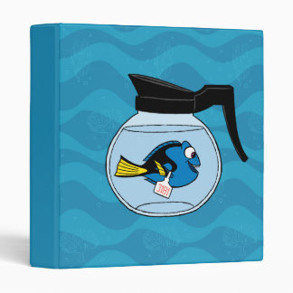 Dory   A Fish Out of Water 3 Ring Binder