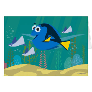 Dory | A Journey Beneath the Sea Card