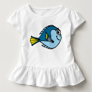 Dory Cartoon Toddler T-shirt