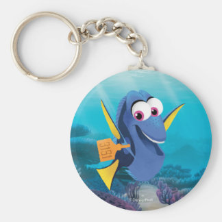 Dory | Finding Who Keychain