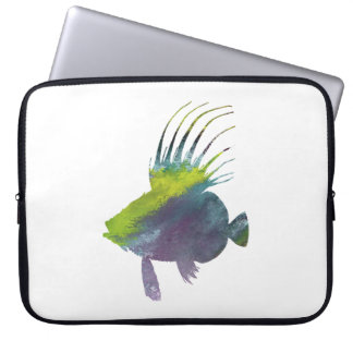 Dory fish - Colorful fish art Laptop Sleeve