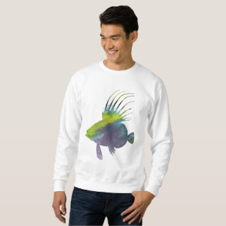 Dory fish - Colorful fish art Sweatshirt