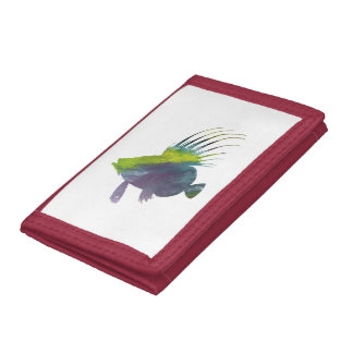 Dory fish - Colorful fish art Tri-fold Wallet