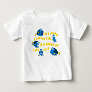 Dory | How Are You? Baby T-Shirt