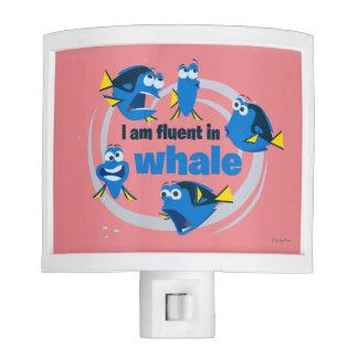 Dory | I am Fluent in Whale Nite Lites