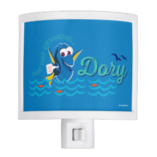 Dory | Just Keep Swimming Night Light