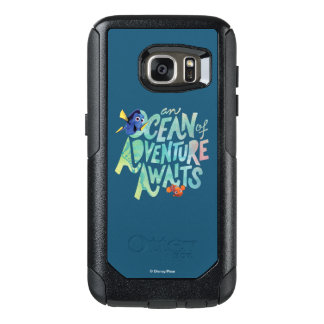 Dory & Nemo | An Ocean of Adventure Awaits OtterBox Samsung Galaxy S7 Case
