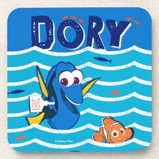 Dory & Nemo Love to Swim Beverage Coaster