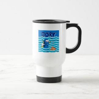 Dory & Nemo Love to Swim Travel Mug
