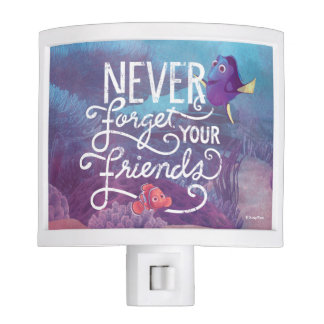 Dory & Nemo | Never Forget Your Friends Nite Lite