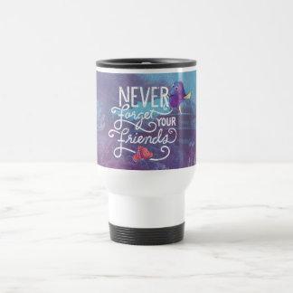 Dory & Nemo | Never Forget Your Friends Travel Mug