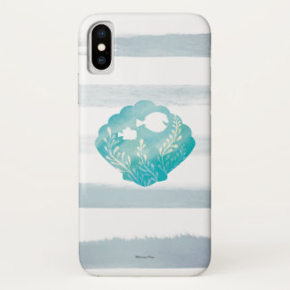 Dory & Nemo | Watercolor Shell Graphic Case-Mate iPhone Case