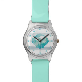 Dory & Nemo | Watercolor Shell Graphic Watches
