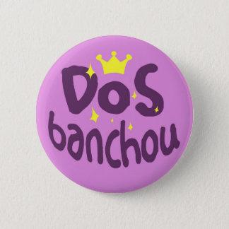 DoS Banchou 2 Inch Round Button